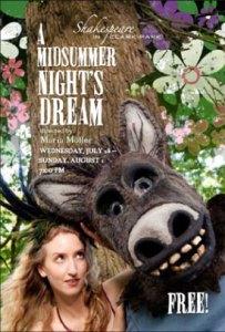 A Midsummer Night's Dream, 2010