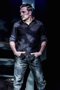 David Leeper as Richard in AT THE FLASH