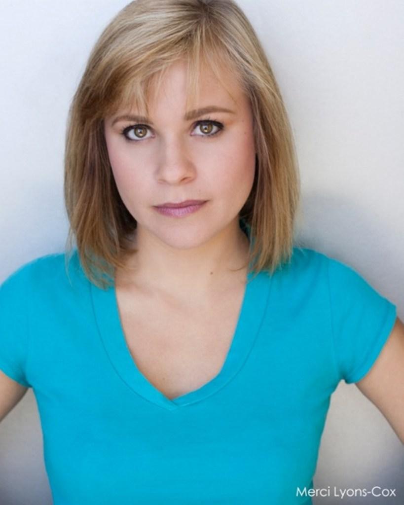 Merci Lyons-Cox plays the female lead in SMOKE.