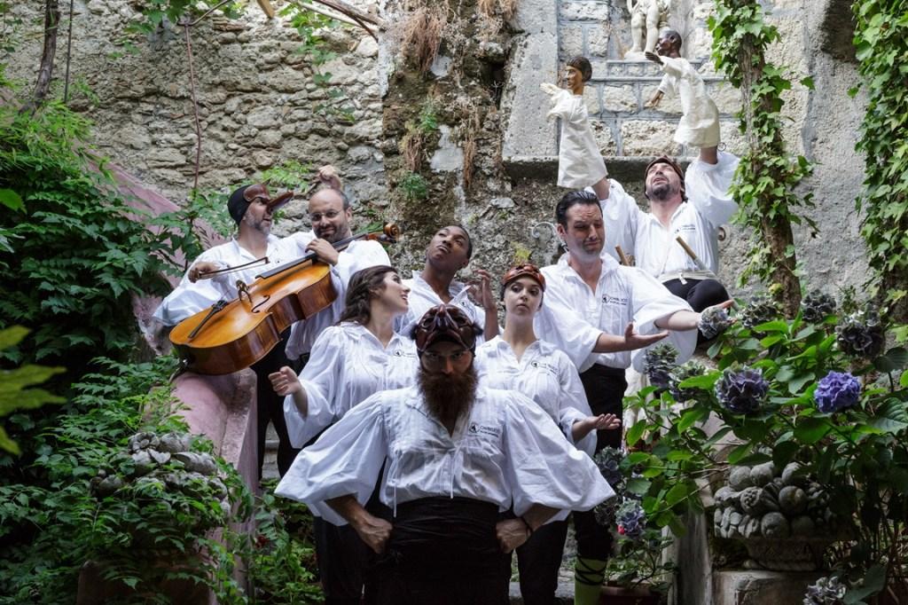 8. Ombelico Mask Ensemble, pto BCanino