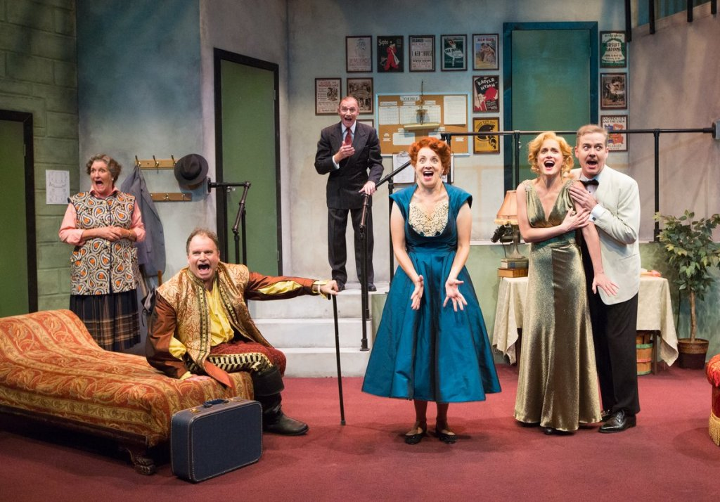 MOON OVER BUFFALO at People's Light & Theatre Company