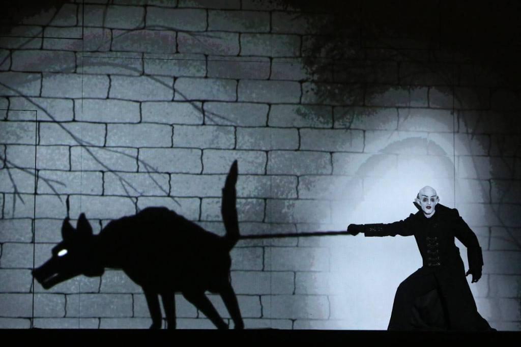 The Magic Flute, part of Opera Philadelphia's O17 Festival.