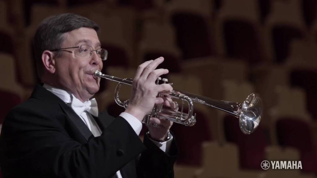 Trumpeter David Bilger.