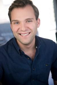 4. Tyler Houchins, headshot by Billy Bustamante.