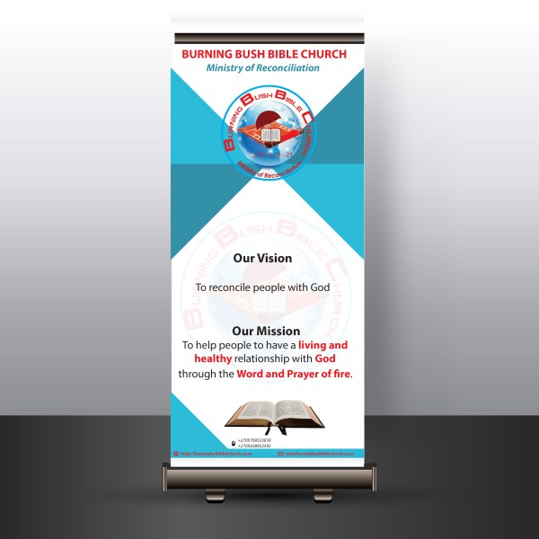 pull up banners rustenburg