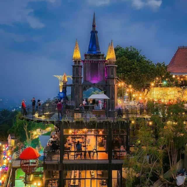 10 Tempat Wisata di Bandung Terbaru dan Terpopuler
