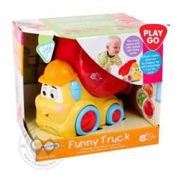 2436-Playgo-Funny-Truck-ชุดรถทรัคแสนซน
