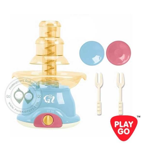 6300 Playgo Chocolate Fountain เครื่องทำช็อคโกแลตฟองดู