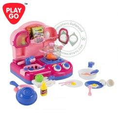 ชุดครัวทำอาหารเด็ก Playgo