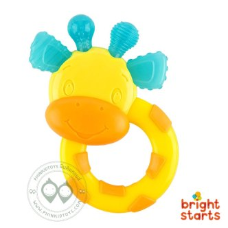 ยางกัด First Bites Stage Teethers - Giraffe