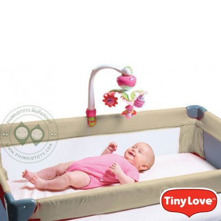 โมบาย Tiny Love Take Along Mobile Princess 3in1 สีชมพู