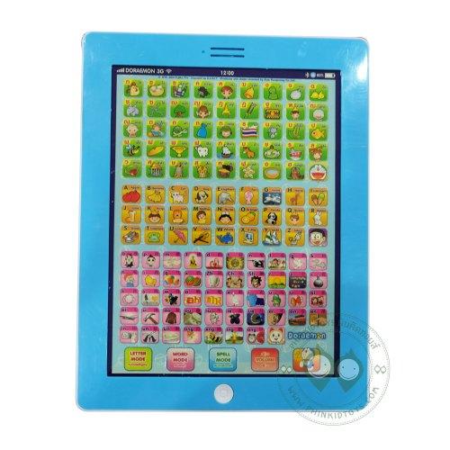 Tablet แท็ปเลตโดเรมอนสอนภาษา-3-ภาษา