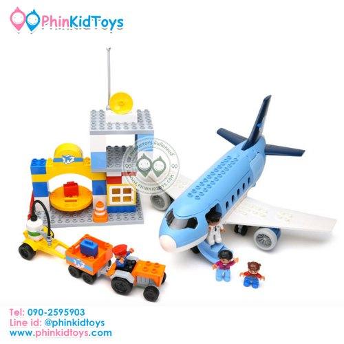 บล็อคตัวต่อเลโก้เซ็ทเครื่องบิน