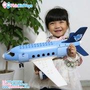 บล็อคตัวต่อเลโก้เซ็ทเครื่องบิน-9