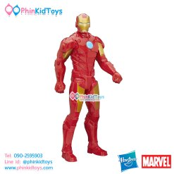 หุ่นโมเดล Hasbro Marvel Iron Man Titan Hero Series 20-inch