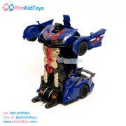 รถบังคับรีโมทแปลงหุ่นยนต์-สีน้ำเงินดำ-06