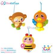 โมบายเสริมพัฒนาการเด็ก Huile Toys infant mobile-05