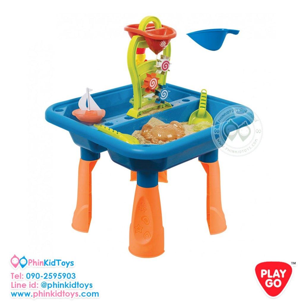 Playgo-5449-โต๊ะกิจกรรมหาดทราย-3