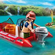 Inflatable Boat with Explorers Figure-05