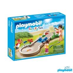 Playmobil 70092 Camping Mini Golf Figure เพลย์โมบิล แคมป์ สนามมินิกอล์ฟ