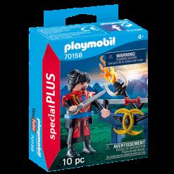 Playmobil 70158 Specials Plus Warrior Figure เพลย์โมบิล สเปเชียล นักรบ