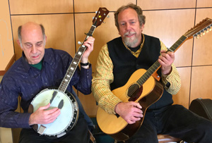 Marvelous Minstrel Boys -- Pacific Northwest Folklore Society Coffeehouse Concert