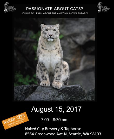A Snow Leopard Evening