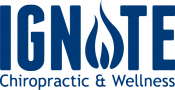 Partner Logo - Ignite Chiropractic _ Wellness - Blue - PNG@W600px
