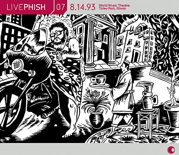 Image result for phish live albums