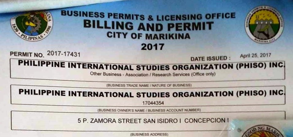 Mayor's Billing and Permit