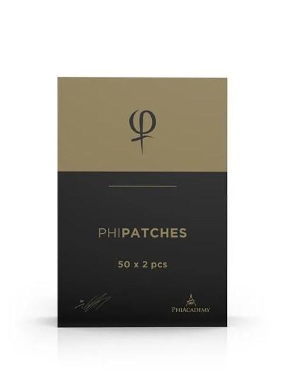 PHI PATCHES 50X2PCS