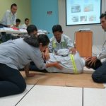 Training First Aid at Work