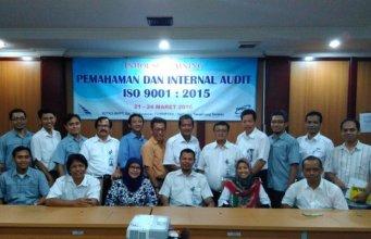 TRAINING ISO 9001 INTERNAL AUDIT