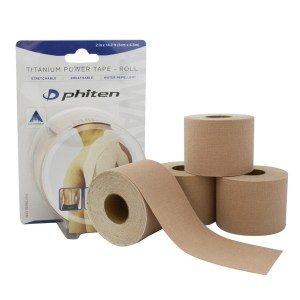 Phiten Titanium Power Tape Roll