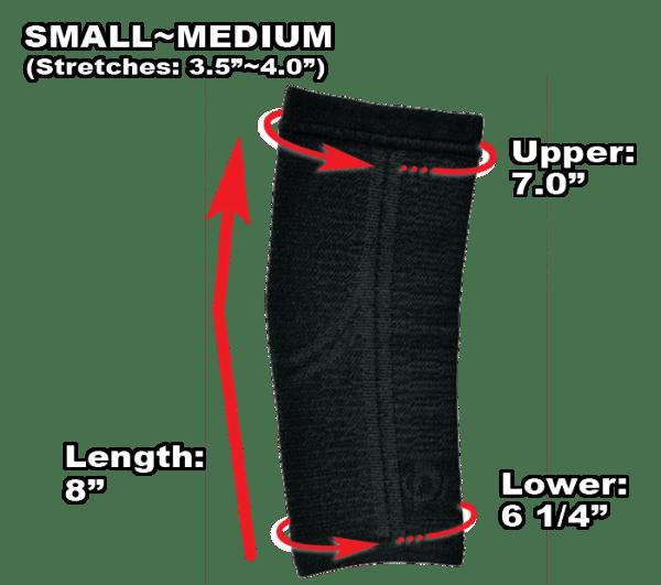 Phiten Titanium Elbow Support Small