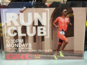 GNC Run Club in Hawaii
