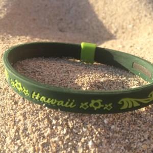Honu Phiten Hawaii Titanium Bracelet