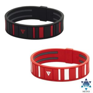 Extreme Bracelet Stripe has Metax Technology infused