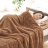 Phiten fluffy blanket helps you with a good sound sleep.