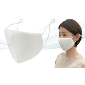 Phiten Mask with Antibacterial Process