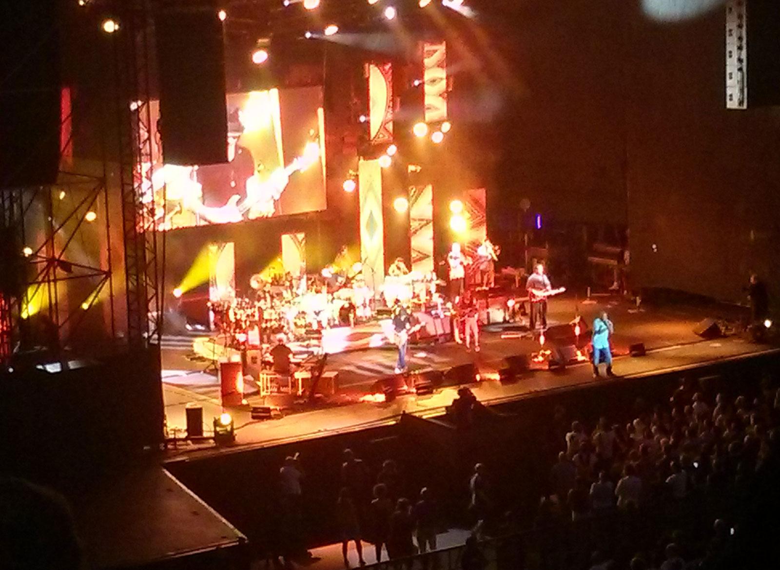 "Santana i gang med ""Tequila!!"""