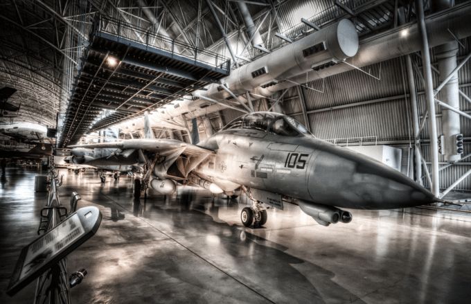 F-14D Tomcat - New Version by Michael Noirot