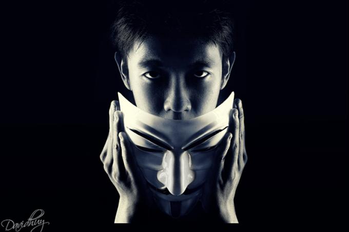 Reveal A Secret Inside Me by David Huy
