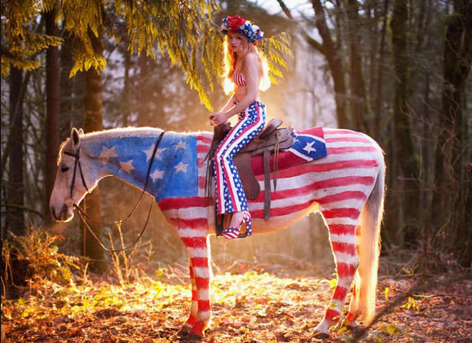 Americana by Olivia Bee