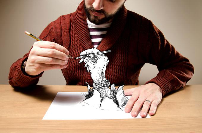 Pencil me in by Jordan Butters