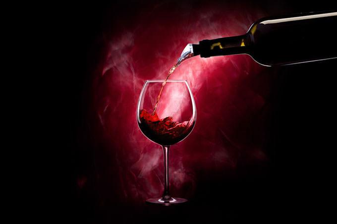 Wineglass by Sergei Fridman