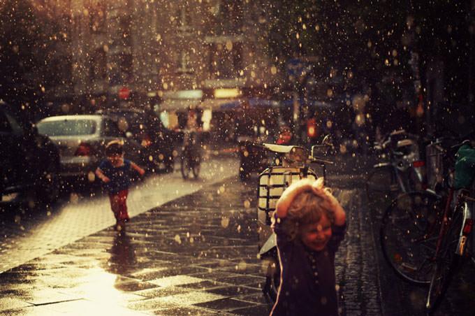 Summer Rain by Lukas Kozmus