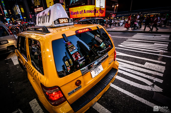 Time Square by Oliver Pinkoss