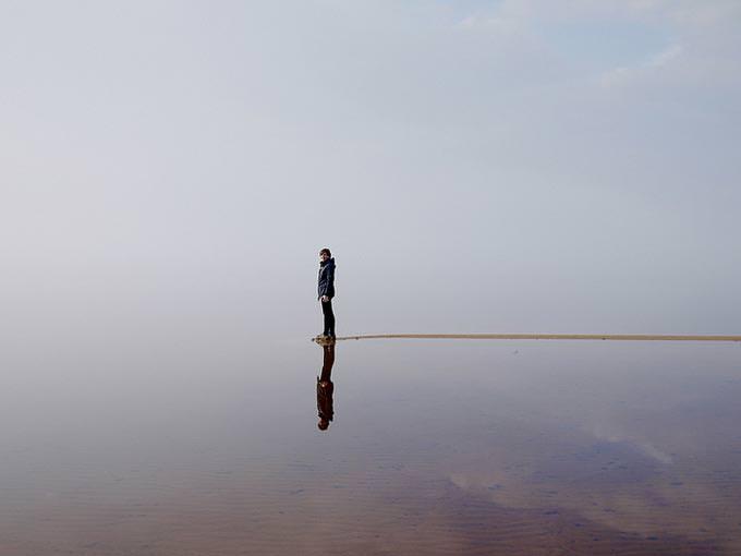 Lake Skagern by Alice Bartlett