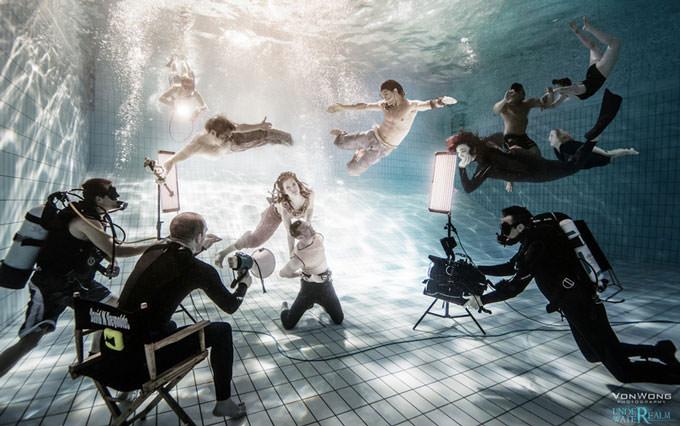 Underwater Realm by Benjamin Von Wong
